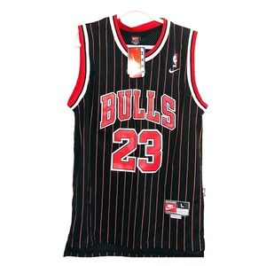 Tops - Chicago Bulls - Michael Jordan Jersey